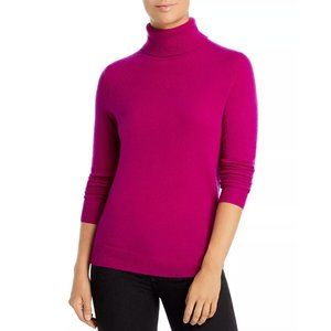 100% Cashmere Bloomingdales Turtle Neck Sweater